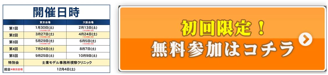 社労士事務所経営研究会無料参加