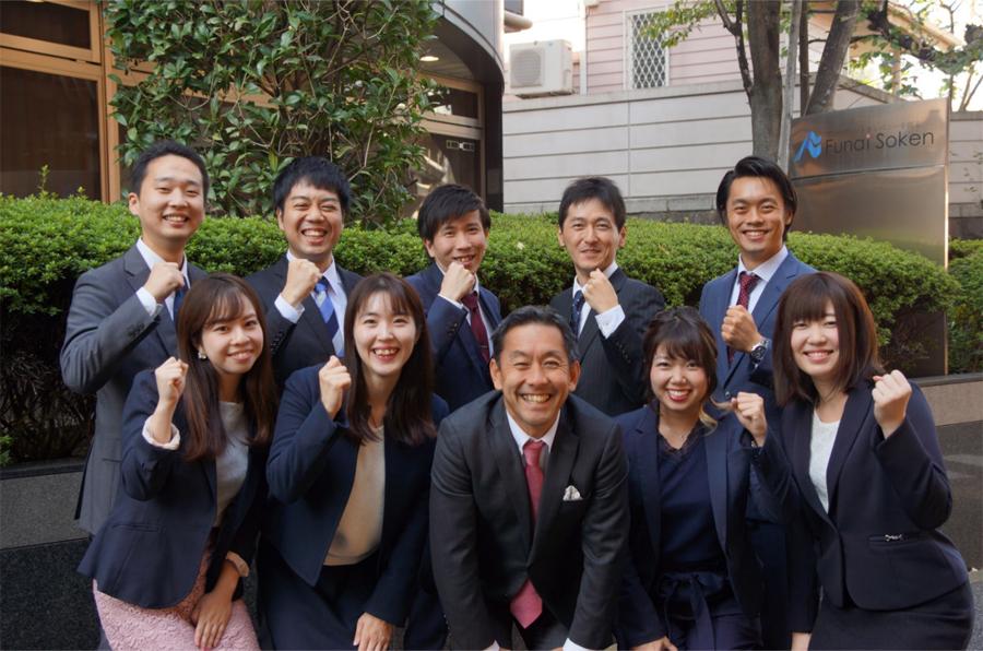 船井社労士グループ写真